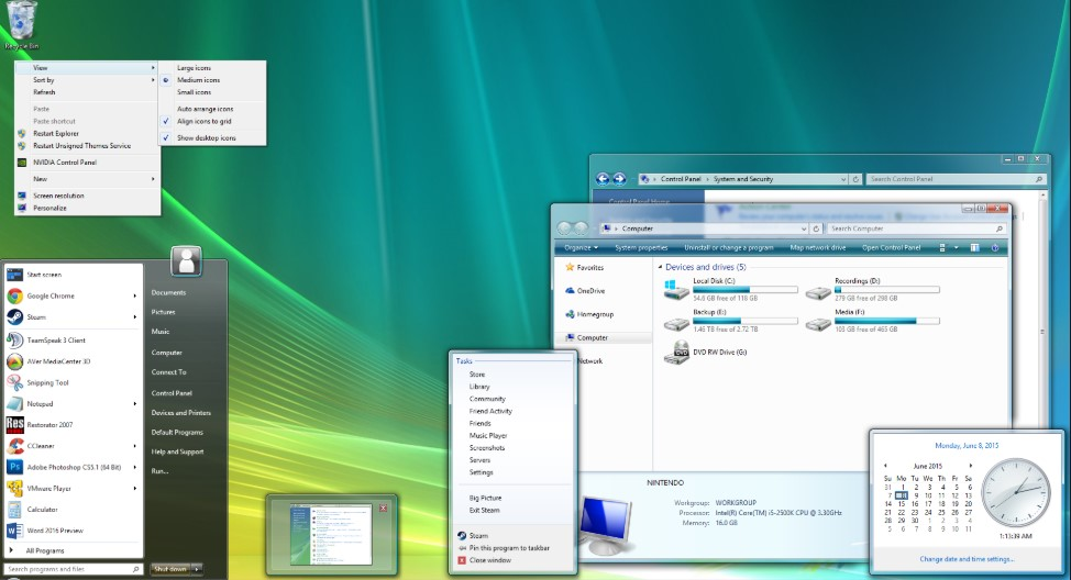 Windows Vista ISO Full Download 32Bit 64Bit {Updated}