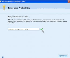 Microsoft Office 2007 Product Key Free
