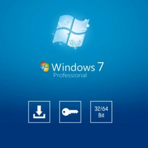 Windows 7 Professional Product Key 32/64 Bit 100% Working