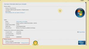 Windows 7 Professional Product Key 32/64 Bit 100% Working