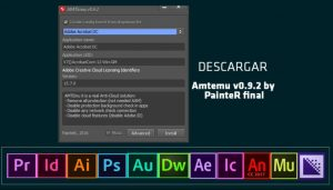 AMTEmu Adobe Activator & Patcher [2020]