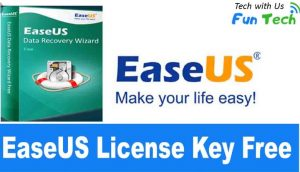 EaseUS Data Recovery Crack 2020 100% License Code
