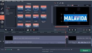 Movavi Video Editor Crack 15.4.1 With Activation key Free Download