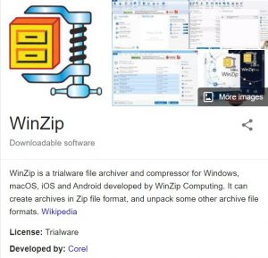 WinZip Crack With Activation Key Free Download 2020